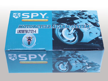 Spy™ Motorcycle with Autostart