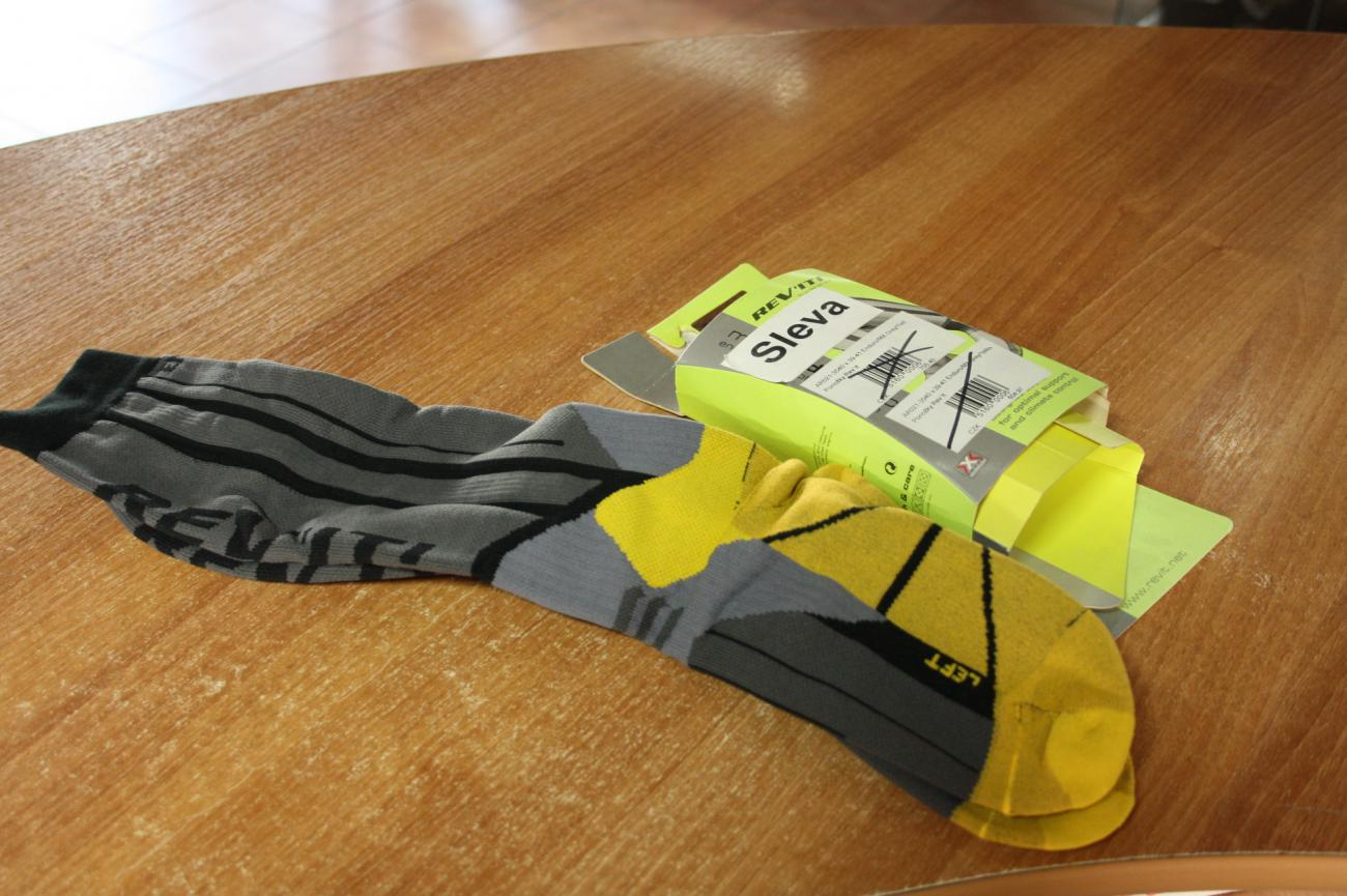 Rev´it - Enduro/MX Grey/Yellow