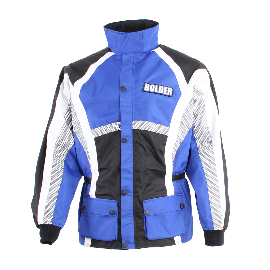 Bunda pánská cross/enduro Blue