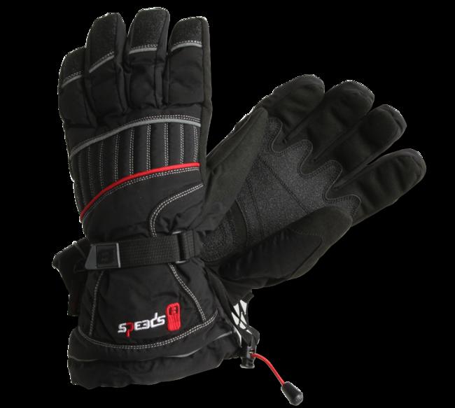65d5eb2f72f Pánské textilní moto rukavice Spark Globe - 3XL - Autocentrum DaP